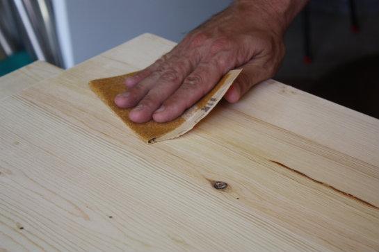 Brušenje lesa - product image