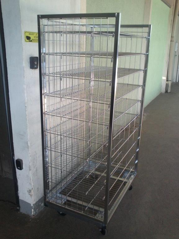 Vozički za hlajenje in transport pekovskih izdelkov - product image