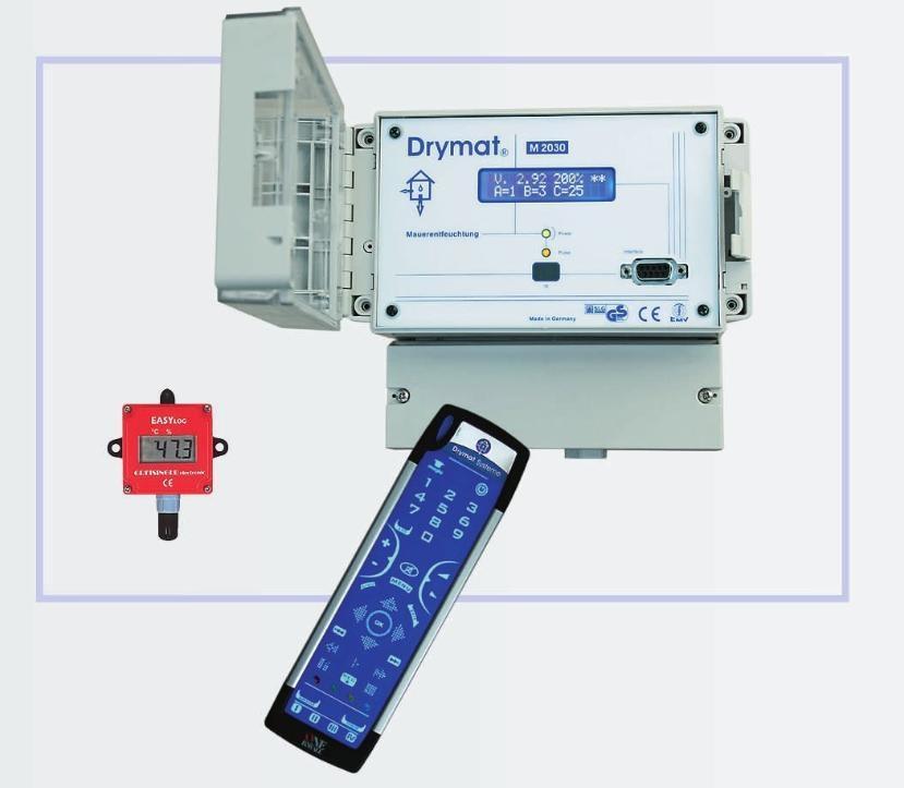 Drymat® naprava za izsuševanje vlage - product image