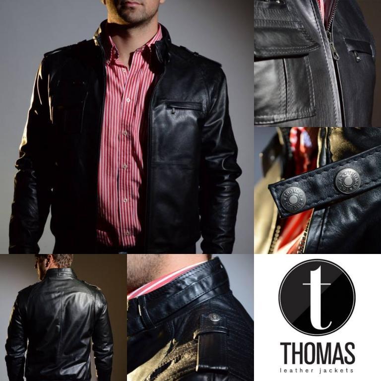Usnjene jakne - product image