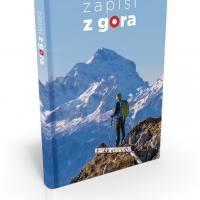 Zapisi z gora - Planinski dnevnik, ki ga mora imeti vsak pohodnik, planinec in kolesar - product image