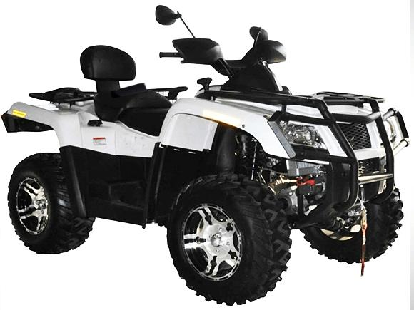 Štirikolesnik ATV HISUN - product image