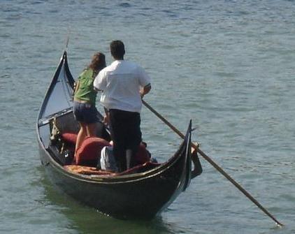 Beneška gondola - product image
