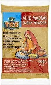 Curry Madras Mild 100g - product image