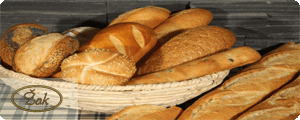 Baguette, štruce, kruhke - product image