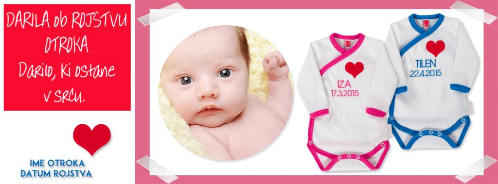 DARILA ob rojstvu - product image