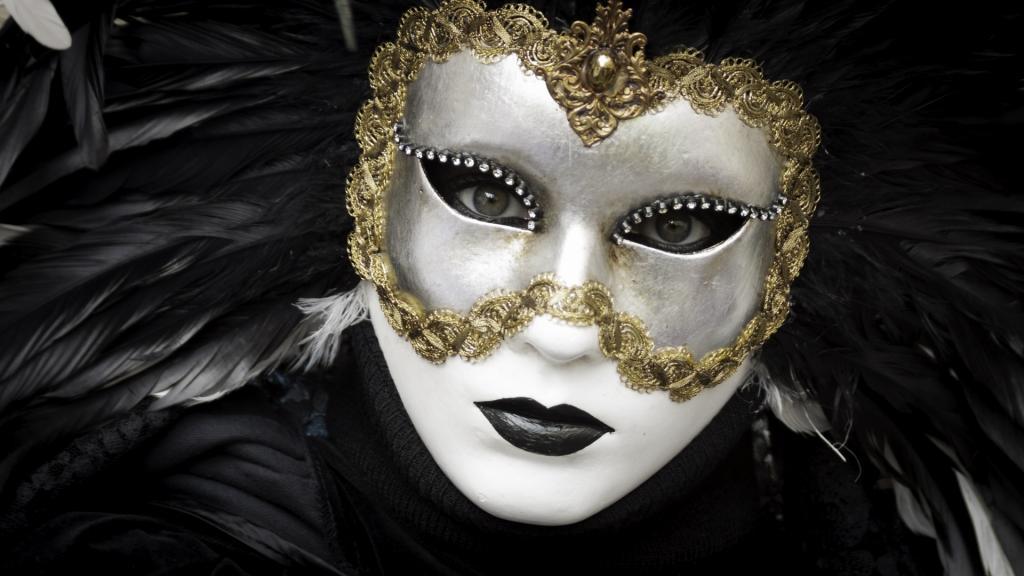 Maske beneškega karnevala - product image
