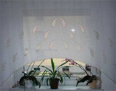 Zavese z Idrijsko čipko - product image