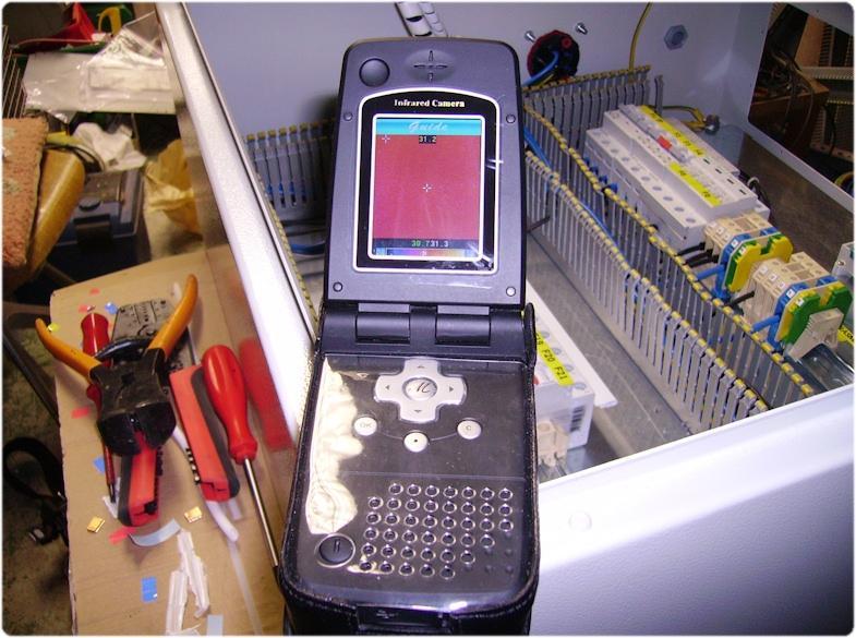 Termovizija s termovizijsko kamero - product image