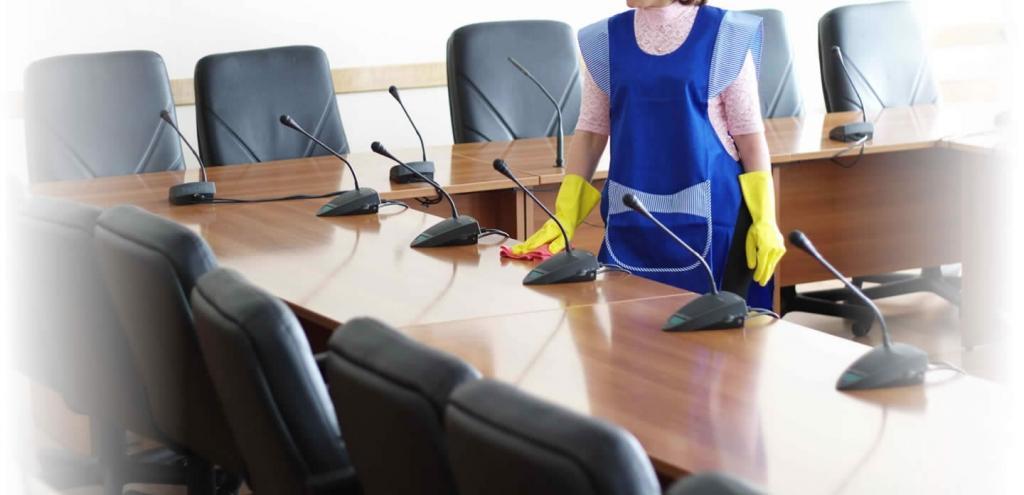 Generalna čiščenja stanovanj in pisarn - product image