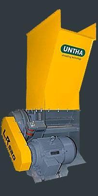 UNTHA - stroji za drobljenje lesnih odpadkov - product image