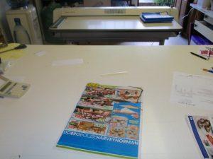Plotanje in fotokopiranje plakatov ali drugega promocijskega materiala - product image