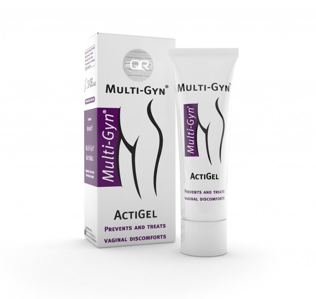 Multi-Gyn ActiGel - product image