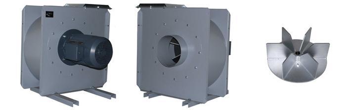 Odprti transportni ventilator - product image