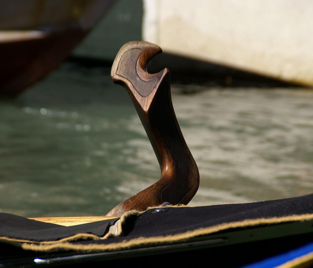 Forcola - Krmilo beneške gondole - product image