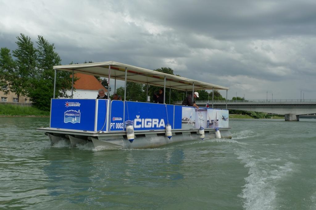 Turistična ladja Čigra - product image