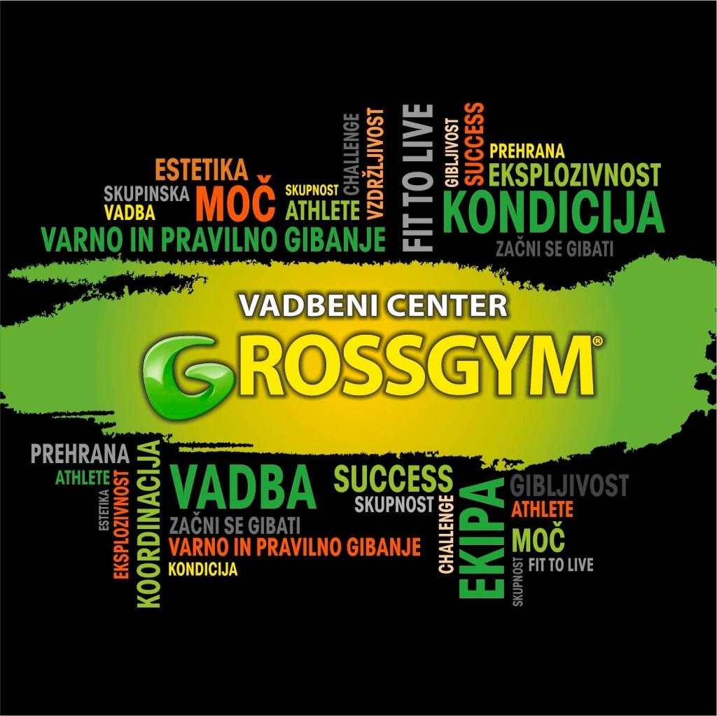 GrossGym challenge - product image