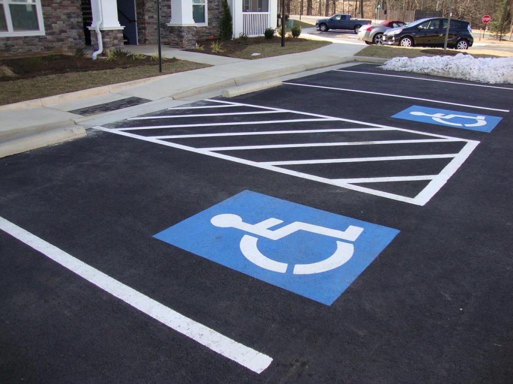 Barvanje parkirišč - product image