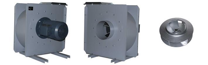 Zaprti transportni ventilator - product image