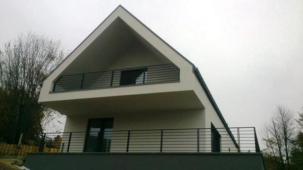 Projektiranje ograj, stopnišč in drugih kovinskih izdelkov - product image