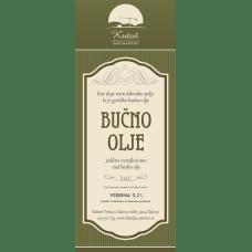 Bučno olje - product image