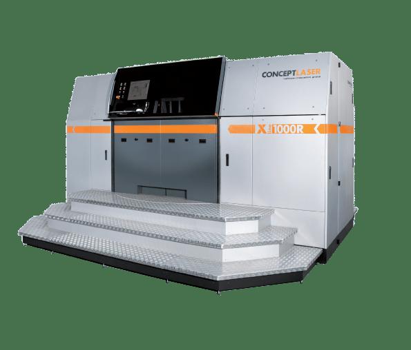 X line 1000R – Sistem laserskega taljenja kovine - product image