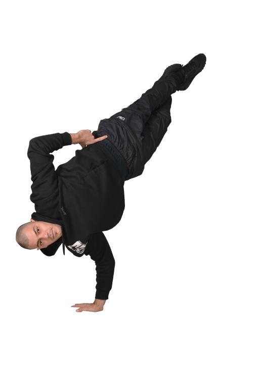 Breakdance z Janezom Ječnikom (JAY) - product image