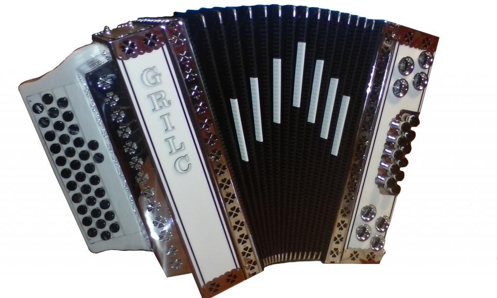 Klasične barvne harmonike - product image