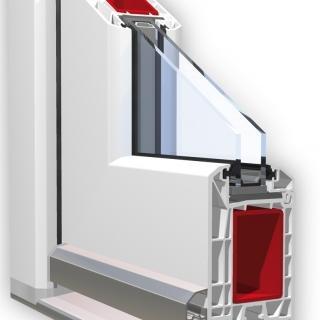 PVC okna - product image