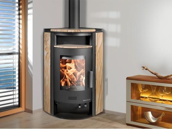 Haas+Sohn kaminske peči na drva - product image