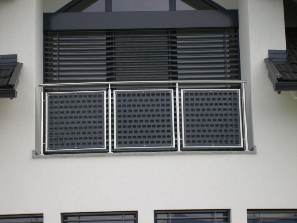 Zunanje ograje - kombinirane - product image