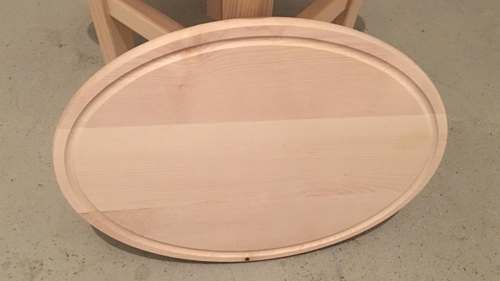 Ovalna deska - product image