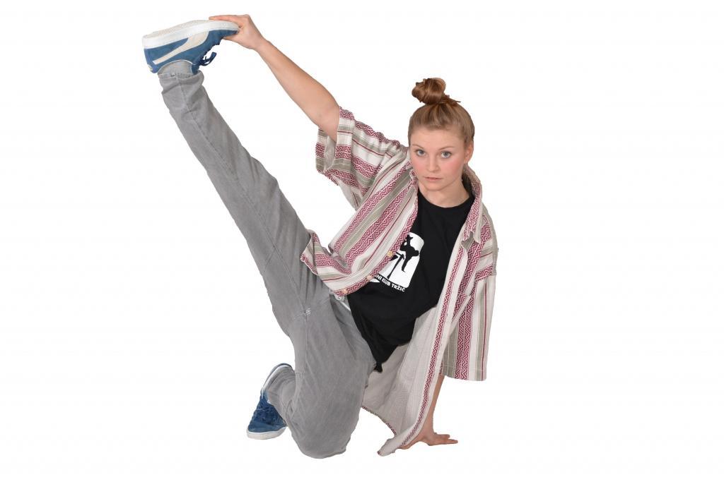 Hip Hop s Karmen Žbogar - product image