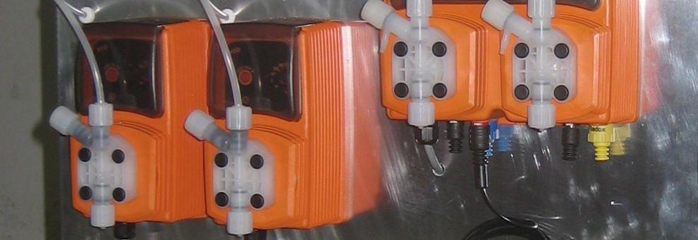 Kemijska priprava vode in ostala avtomatika - product image