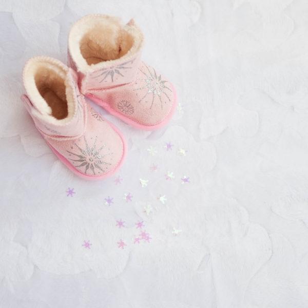 Otroški čeveljčki - Snowflake - product image