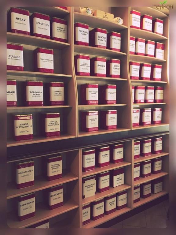 Velika izbira pravih čajev - product image