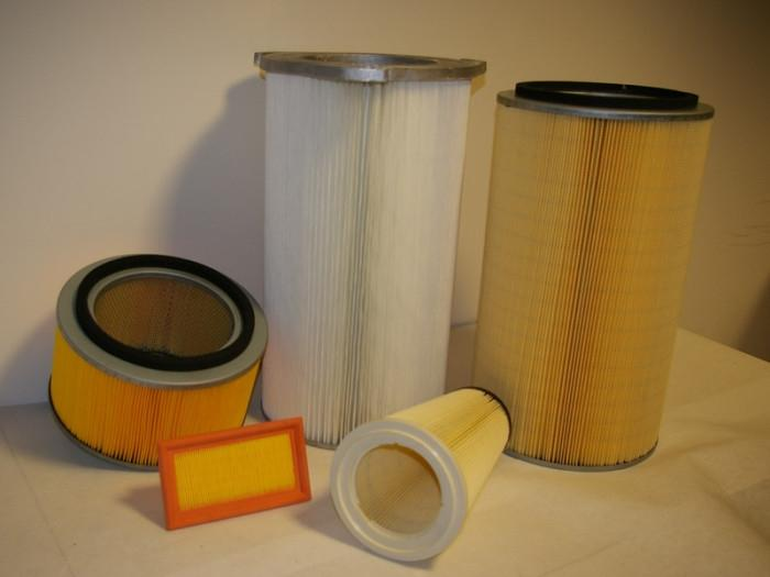 Groba filtracija zraka - product image