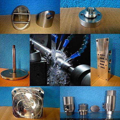 CNC obdelava kovin - product image