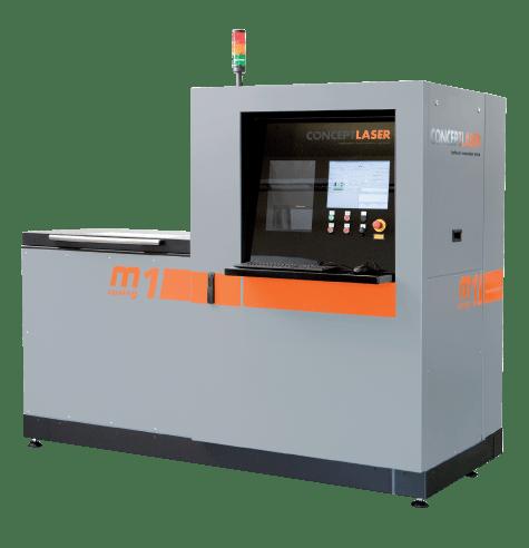 M1 cusing – Sistem laserskega taljenja kovine - product image