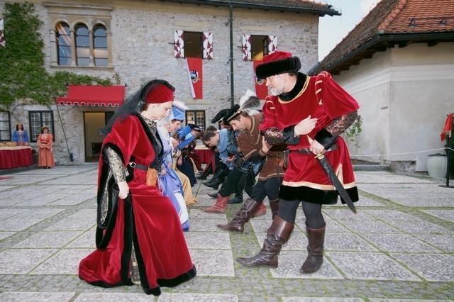 Gledališka skupina viteza Gašperja Lambergarja - product image