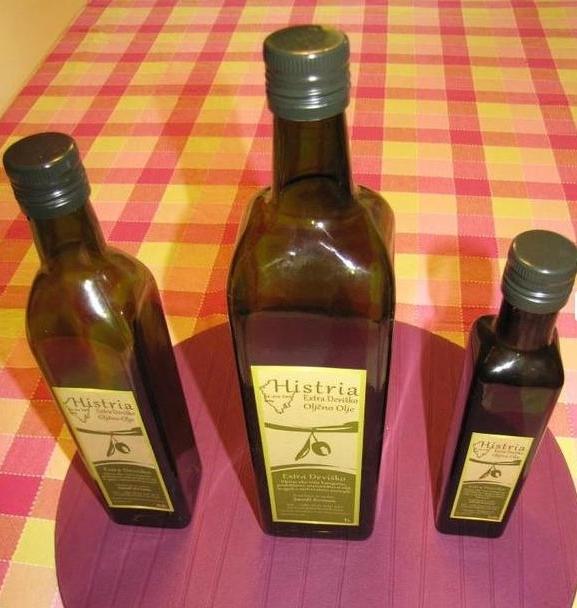 Ekstra deviško oljčno olje Histria - product image