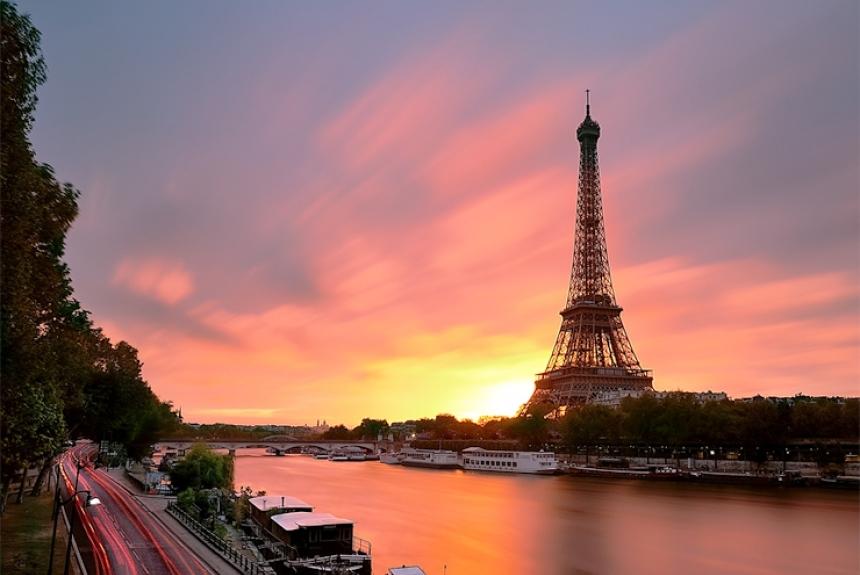 Ugodno potovanje v PARIZ - product image