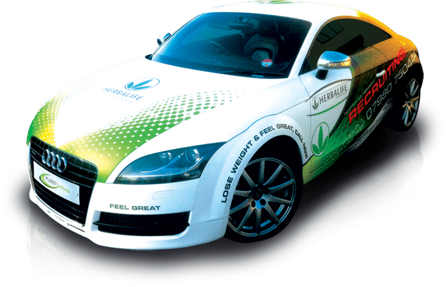 Car wrapping - product image