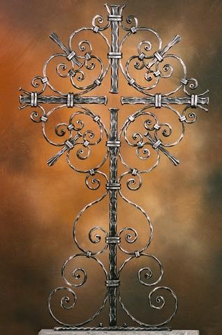 Kovani nagrobni križi in spomeniki - product image