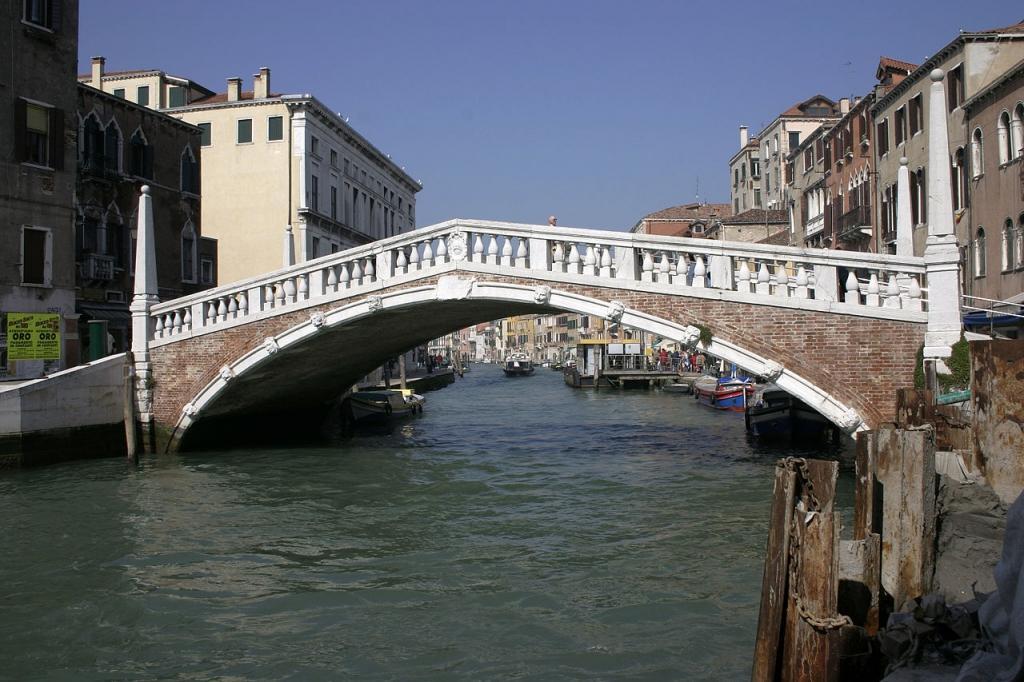 Ponte delle Guglie - Most stebrov - product image