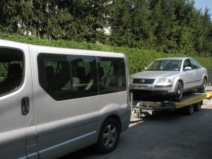 Prevoz oseb in manjšega tovora - product image