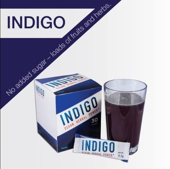 Naravna energijska pijača INDIGO - product image