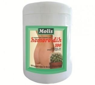 Moilis robčki 100 kos - product image