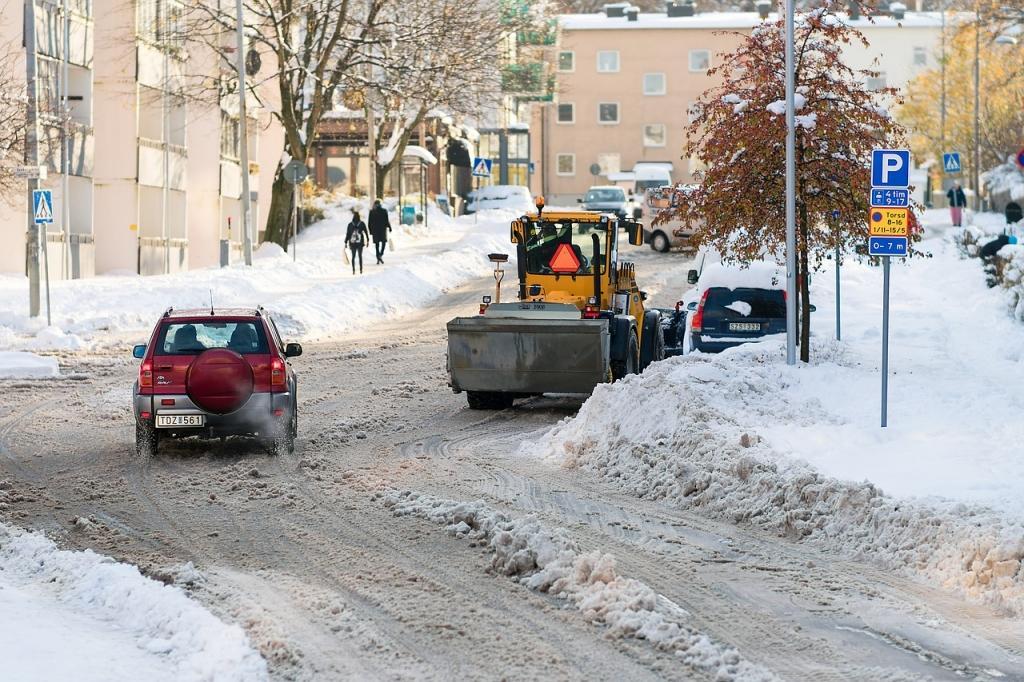 Pluženje cest Primorska - product image