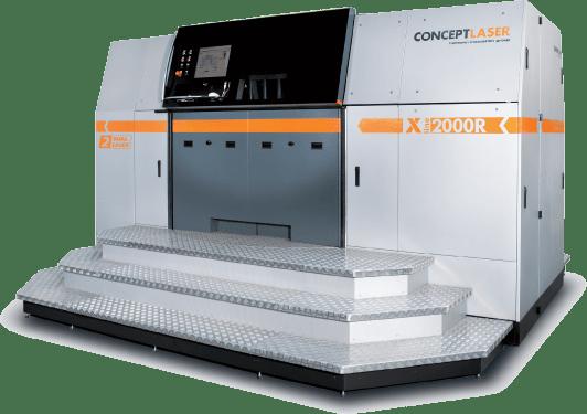 X line 2000R – Sistem laserskega taljenja kovine - product image